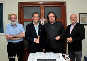 El Ajedrez del Virrey se presentó en Segorbe y Valencia